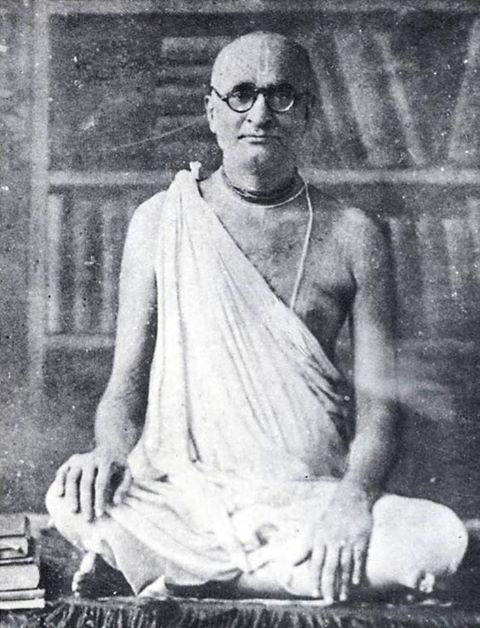 Rocznica odejścia Srila Bhaktisidhanty Sarasvatiego Thakura