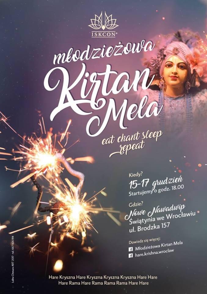 Młodzieżowa Kirtan Mela Wrocław 2017