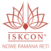 Hare Kryszna Warszawa – Międzynarodowe Towarzystwo Świadomości Kryszny Logo